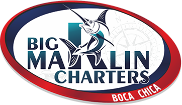 Big Marlin logotip fishing company dominican republic santo domingo