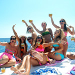 party boat charter excursions